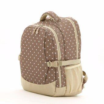 กระเป๋าเป้สะพายหลังสำหรับคุณแม่ กระเป๋าใส่ผ้าอ้อม ขวดนม ของใช้เด็ก กันน้ำ รุ่น DN083