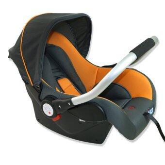 Fico คาร์ซีท รุ่น HB801 สีส้ม เหมาะสำหรับเด็กแรกเกิดถึง 15 เดือน