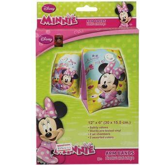 Disney ห่วงแขนเป่าลม ARM BANDS ลายมินนีเม้าส์ Minnie Mouse MN3203