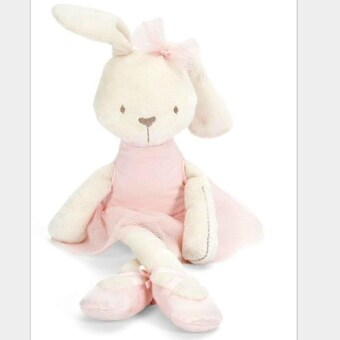 Harga 42cm Large Soft soft millies brand original super soft stuffed plush toy doll rabbit stuffed baby toy birthday gifts