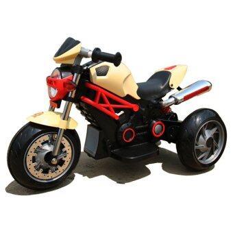 Thaiken รถมอเตอร์ไซค์เด็กไฟฟ้า Ducati 2M