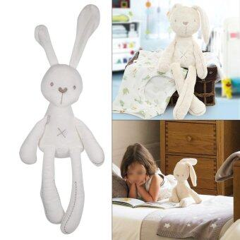 Harga Cute Rabbit Bunny Shape Baby Kids Sleeping Comfort Plush Toy Soft Dolls - intl