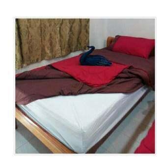 PARA CARE/ผ้ายางคลุมถนอมที่นอนกันน้ำ 6ฟุต1ชิ้น (image 0)