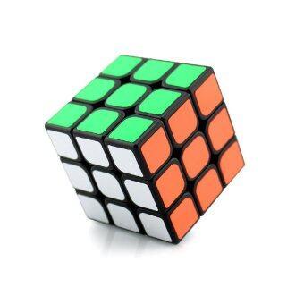 คลาสสิกสไตล์พวกเวทมนตร์ปริศนาสนุก Rubics คิวบ์เกมเล่นเกมสไตล์ Rubiks