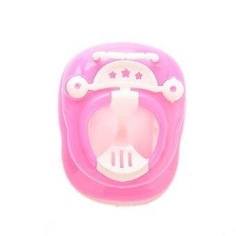 Plastic Walker for Barbie Pink (image 3)