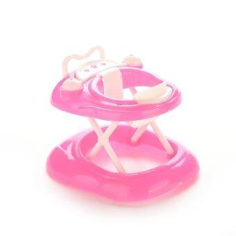 Plastic Walker for Barbie Pink (image 4)