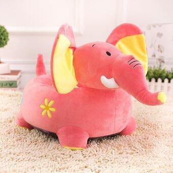 เบาะตุ๊กตา โซฟาสำหรับเด็ก (ช้างน้อย)