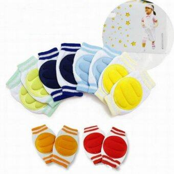 Cotton Infant Sock Kneepad Leggings (Intl)