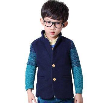 Paradise Kidz เสื้อเบลเซอร์ เด็กชาย (สีน้ำเงิน)