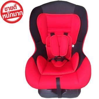 AMSTEP คาร์ซีท สำหรับเด็กแรกเกิดขึ้น - 6 ขวบ ปรับ (นั่ง/เอน/นอน) รุ่น smart B-1 (สีแดง)