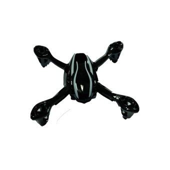 HUBSAN Quadcopter drone เปลือก H107L (Black)