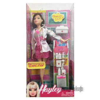 Khonglendee ตุ๊กตา Doctor HayleyClinic