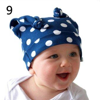 Harga Sweet Unisex Baby Cap Beanie Boy Girl Toddler Infant Children Cotton Cute Hat Color9 - intl