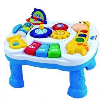 T.P. TOYS โต๊ะกิจกรรมรูปยีราฟ play learn fun