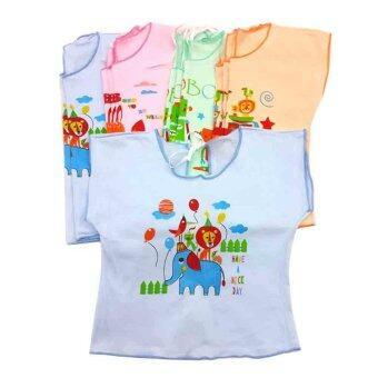 Baby heart เสื้อเด็กอ่อนแรกเกิด แพ็ค 12 ตัว