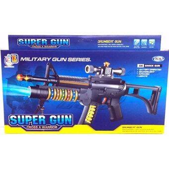 ปืน มีเสียง มีไฟ มีเลเซอร์