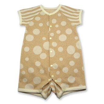 Babymio เสื้อผ้าเด็ก ออร์แกนิค คอตตอน (Oval/Strip)