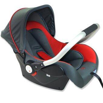 Ficoคาร์ซีท รุ่นHB801สีแดง เหมาะสำหรับเด็กแรกเกิดถึง15เดือน