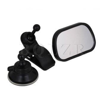 Harga Car Rear Seat View Mirror for Baby Safety Black
