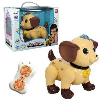 Babybear หมาหุ่นยนต์บังคับวิทยุ intelligent Dog