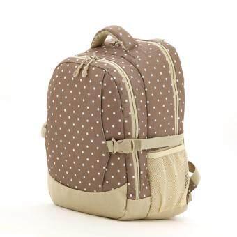 กระเป๋าเป้สะพายหลังสำหรับคุณแม่ กระเป๋าใส่ผ้าอ้อม ขวดนมเด็ก กันน้ำ รุ่น DN083