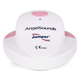 Jumper เครื่องฟังเสียงหัวใจทารกในครรภ์ รุ่น Angelsounds JPD-100S - White (image 2)