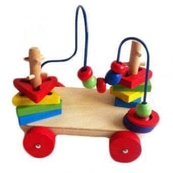 KIDSSHOP HATYAI ของเล่น เสริมทักษะ ขดลวดมีล้อเสริมพัฒนาการ