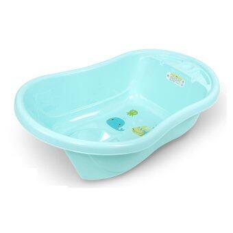 BabaMamaอ่างอาบน้ำสำหรับเด็ก ขนาดใหญ่ รุ่น3800สีเขียว