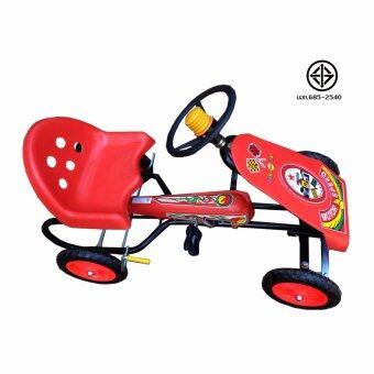 DIO TOYS แรลลี่ รถสี่ล้อเด็ก จักยานเด็ก ปั่น