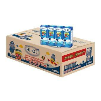 ขายยกลัง! Dumex Hi-Q 1+ นม UHT รสจืด 180 มล. (36 กล่อง) (image 3)