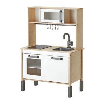 DUKDIG ครัวเด็กเล่น Play kitchen 72*40*109 cm (ไม้)