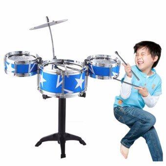 ชุดกลอง 3 ใบ Jazz Drum