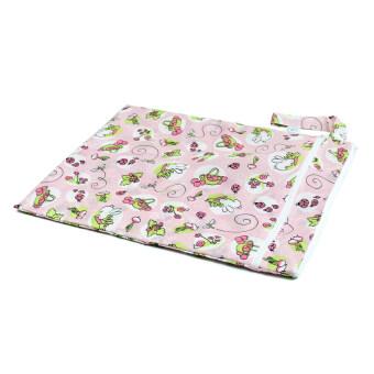 Bumkins ถุงผ้ากันน้ำ รุ่น Wet Bag WB-202 สีชมพู (1 ชิ้น)