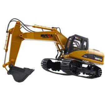 Astro รถตักดิน Back Hoe Excavator 15 ch Full Function บังคับวิทยุ2.4ghz
