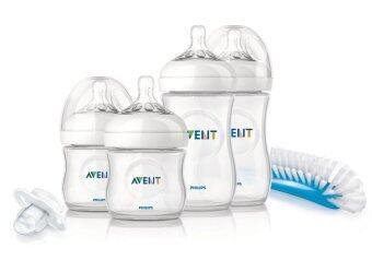 AVENT ชุดขวดนมแรกเกิด รุ่น Natural newborn starter set