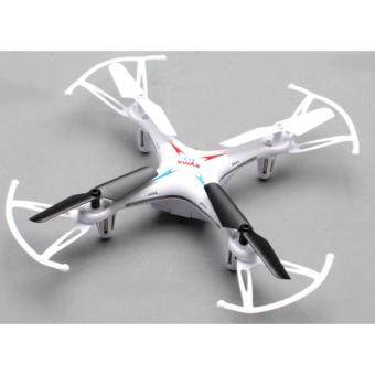 Syma โดรนเครื่องบินรีโมทบังคับ X13 Miracle 2.4G 4CH 6-Axis Gyros RC + Remote Control Aircraft Roll 360 Helicopters