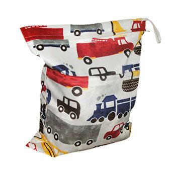 Leegoal ผ้าอ้อมเด็กอ่อนกระเป๋ากันน้ำสำหรับเด็กรถ (รถ)