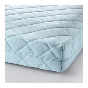 VYSSA ที่นอนเด็กอ่อน Mattress for cot 60*120*10 cm (ฟ้า)