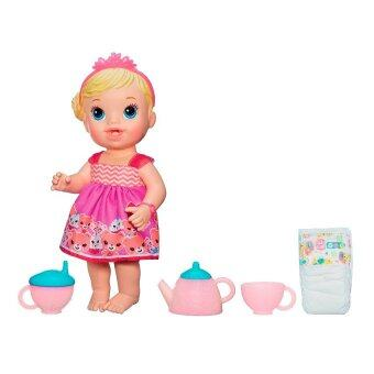 Harga Hasbro Baby Alive Teacup Surprise Baby Blonde