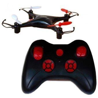 Drone เครื่องบินบังคับวิทยุขนาดเล็ก โดรนS49 (สีดำ)