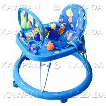 K.baby รถหัดเดิน smooth (สีฟ้า)