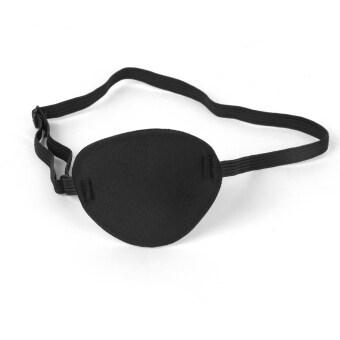 โจรสวมหน้ากากปิดตาบังตาคิดธรรมดาชุด (สีดำ)