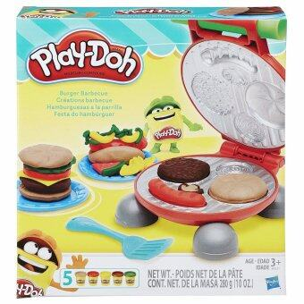 Harga Play-Doh Burger Barbecue