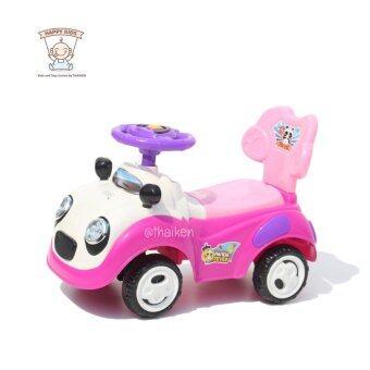 ขาไถแพนด้า1134 (สีชมพู) Panda Toddle Ride-on