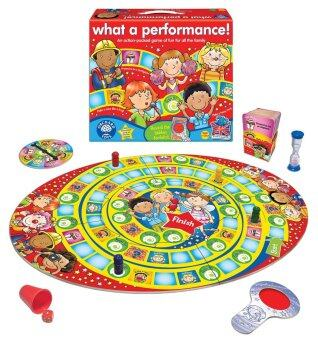 Harga Orchard Toys เกมส์เสริมทักษะ What a Performance! Game