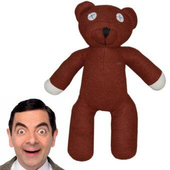 Harga 9'' 23cm Mr Bean Teddy Bear Animal Stuffed Plush Toy Brown Figure Doll Children - Intl