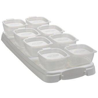 Baby Cubes ภาชนะบรรจุอาหารสำหรับเด็ก ขนาด 70 ml/2 oz
