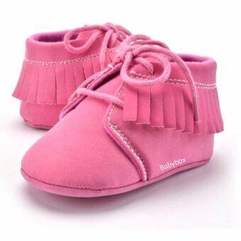 รองเท้าเด็กหัดเดิน รองเท้าเด็กอ่อน รองเท้าเด็กเล็ก รองเท้าเด็กพื้นผ้าทรงหุ้มข้อ รองเท้าบู้ทเด็กอ่อน รองเท้าบู้ทเด็กเล็ก