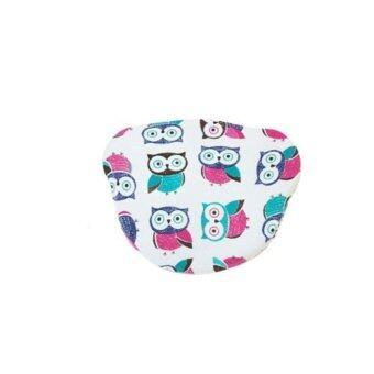 ปลอกหมอนลายนกฮูก (Owl) Baby Pillow Case