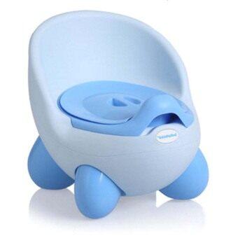 Baby hood กระโถนนั่งเด็ก (สีฟ้าอ่อน)
